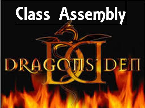 KS2 Class Assembly