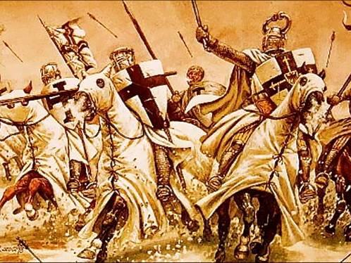 Crusades - 8. Saladin