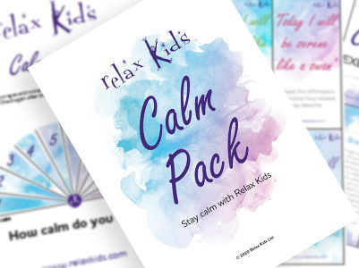 Relax Kids Calm Pack