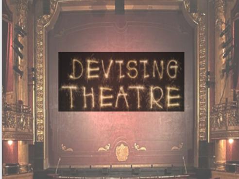 Eduqas Component1 Devising Theatre Booklet