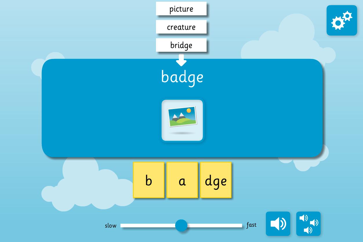 Word Segmenter Tool - Interactive Activity - Phase 5
