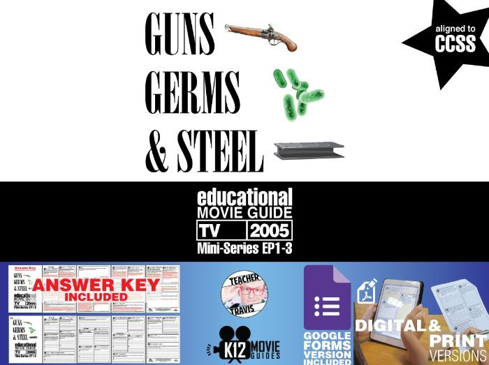 Guns, Germs and Steel Movie Documentary Guide