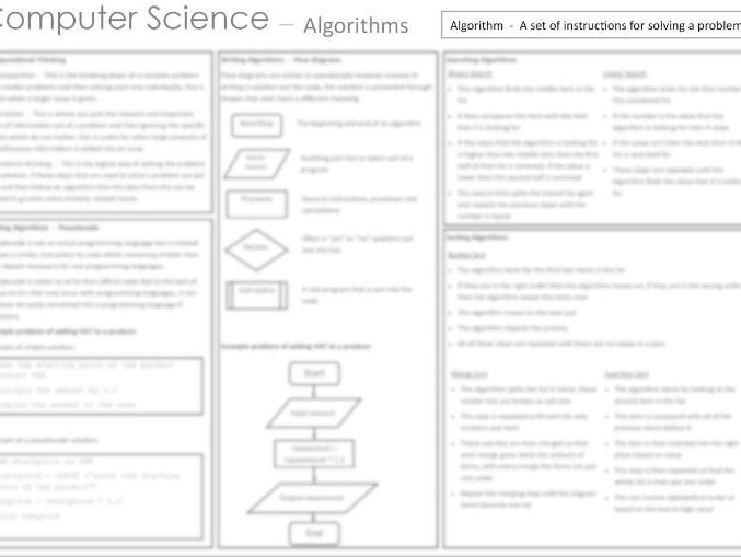Computer Science - Algorithms
