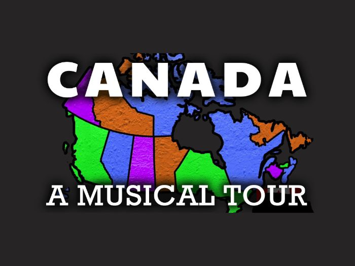 Canada Geography Video: A Song for Canada
