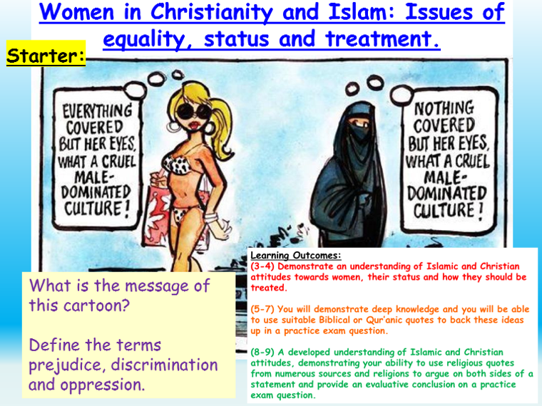 Women and Religion : RS Thematic Studies