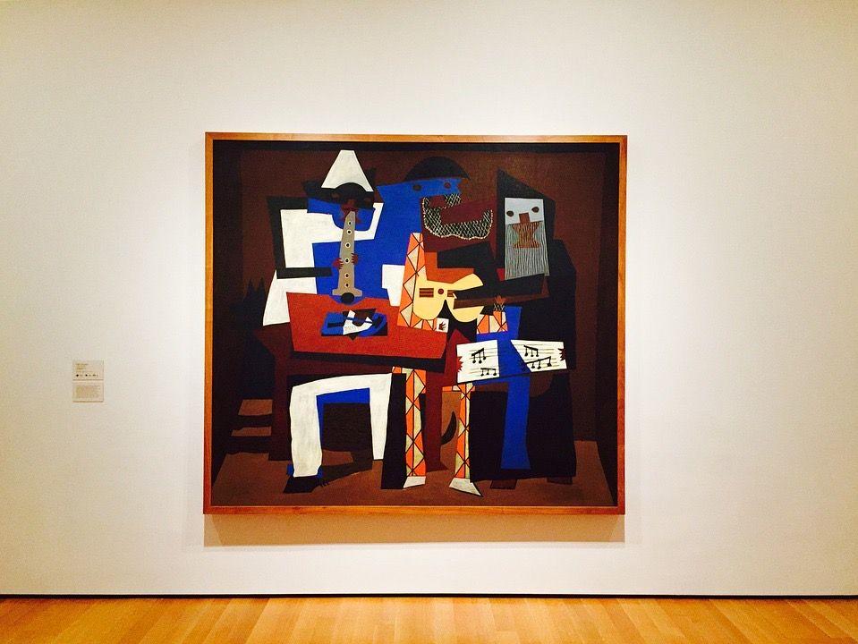 Latin Artists Bundle (Rivera, Kahlo, Picasso, Dali)