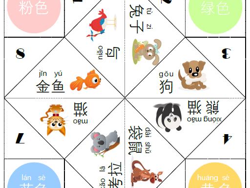 Fortune Teller (Mandarin Chinese)
