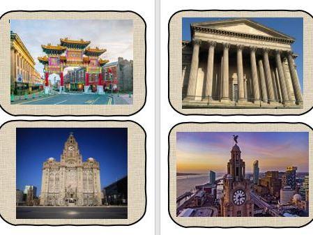 Liverpool landmark photos