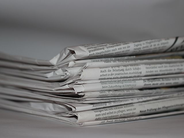 News values & studying media issues in the news