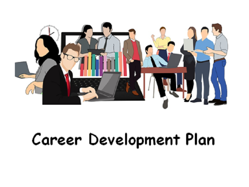 Career Development Plan - BTEC Level 2 - Unit 8 Recruitment, Selection and Employment