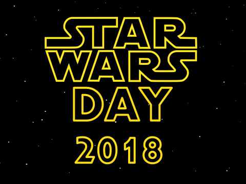 Star Wars Day Assembly / Lesson – May the Force, Fourth, Quiz, Activity, Presentation, 2018