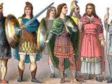 Year 4 Anglo-Saxons/Vikings  Test and answers