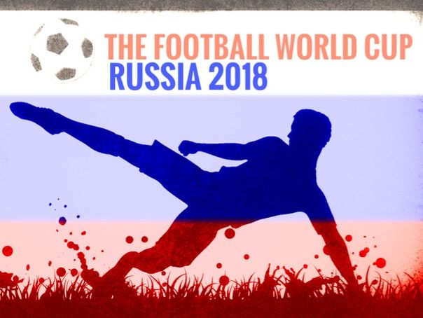 FIFA Russia World Cup Soccer 2018 coloring sheets