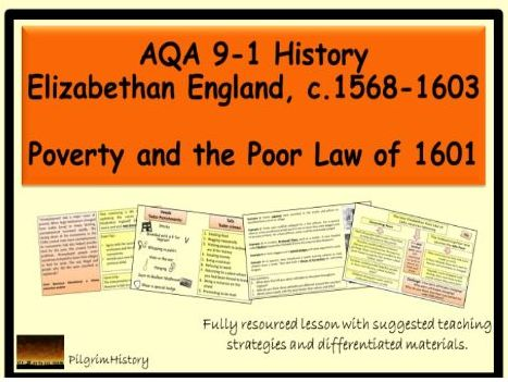 aqa gcse history elizabethan england c15681603