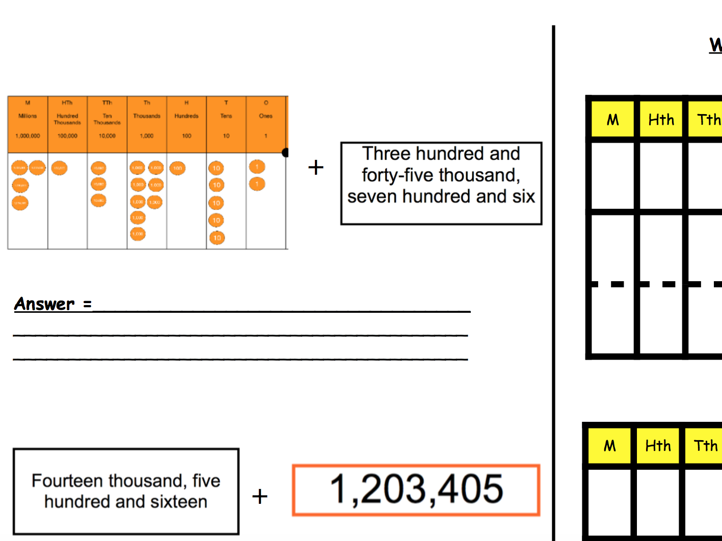 Addition and Subtraction Y5/6 Mega Bundle