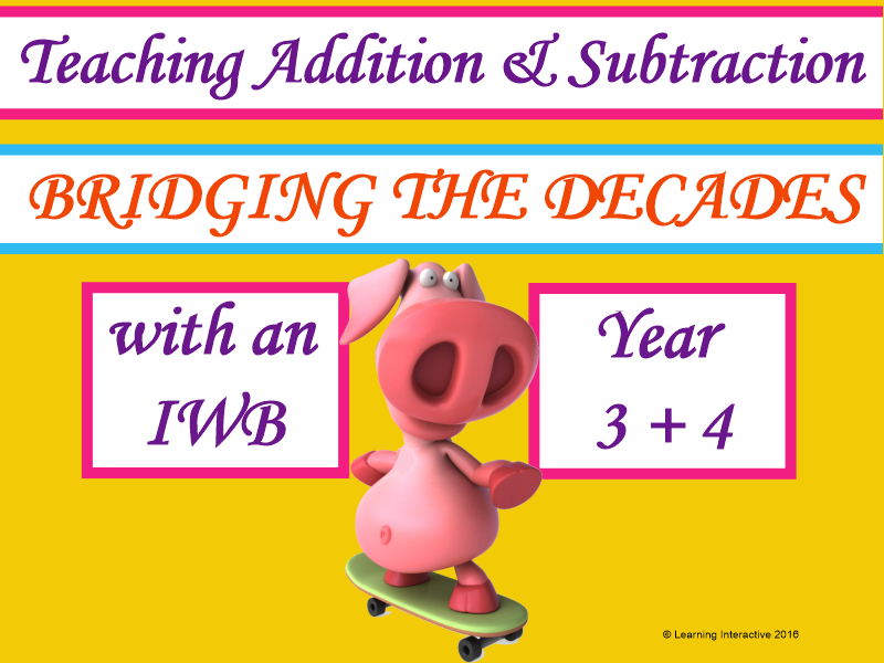 Bridging the Decades - Yr 3+4