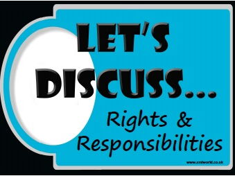 Let's Discuss: Rights & responsibility Discussions