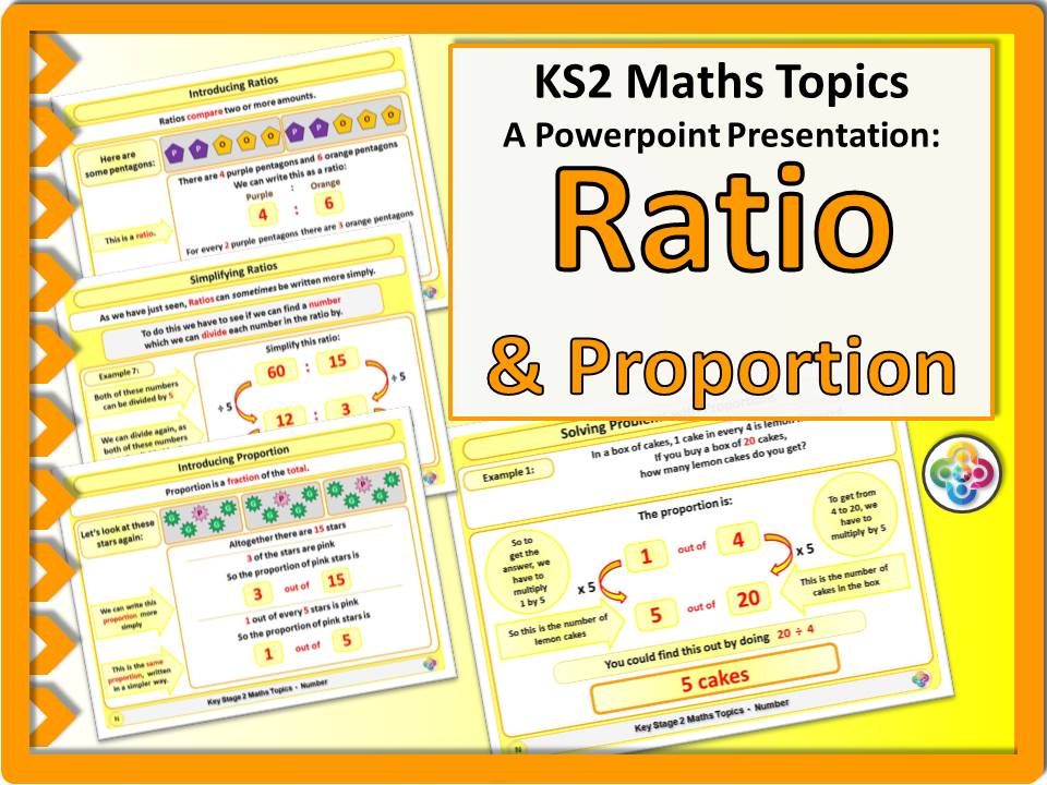 ratio and proportion ks2 by magictrickster