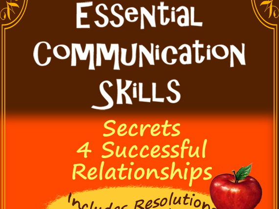 Oral Communication Skills: Secrets 4 Successful Relationships ~POPULAR CURRICULA