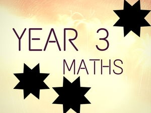 Year 3 - First 3 weeks of maths planning and all resources differentiated 3 ways.