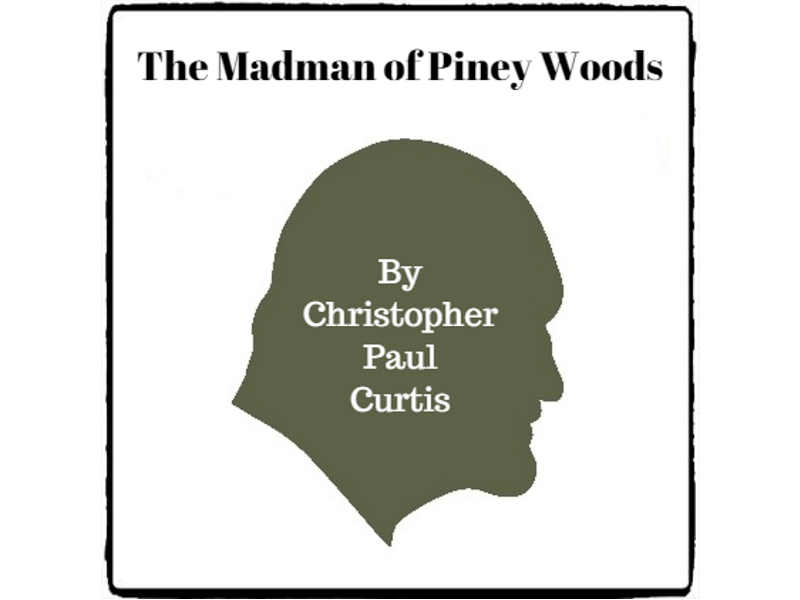 The Madman of Piney Woods - (Reed Novel Studies)