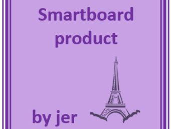 Le Petit Prince Smartboard Story Maps
