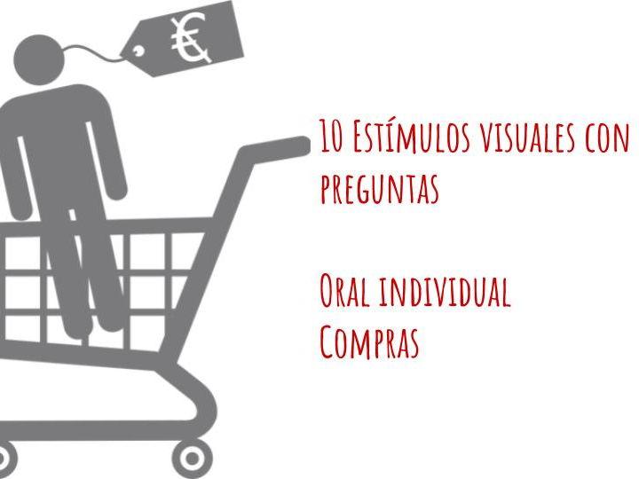 Compras Individual Oral Booklet - Spanish ab Initio