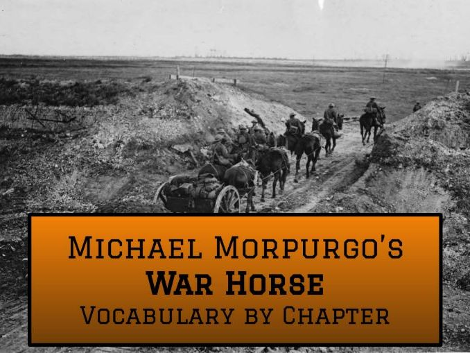 War Horse Vocabulary