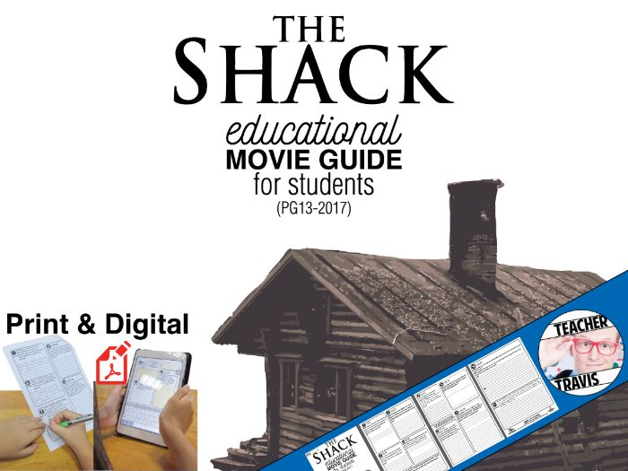 The Shack Movie Viewing Guide