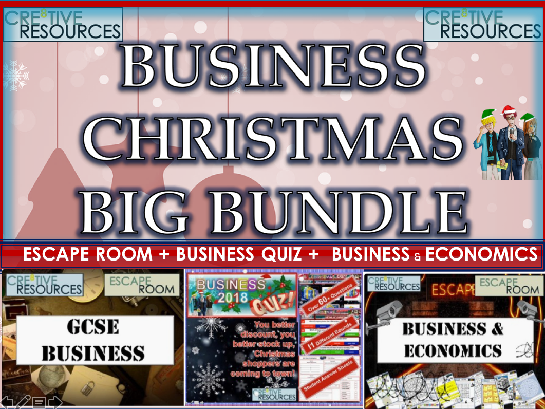 Business Christmas  Bundle