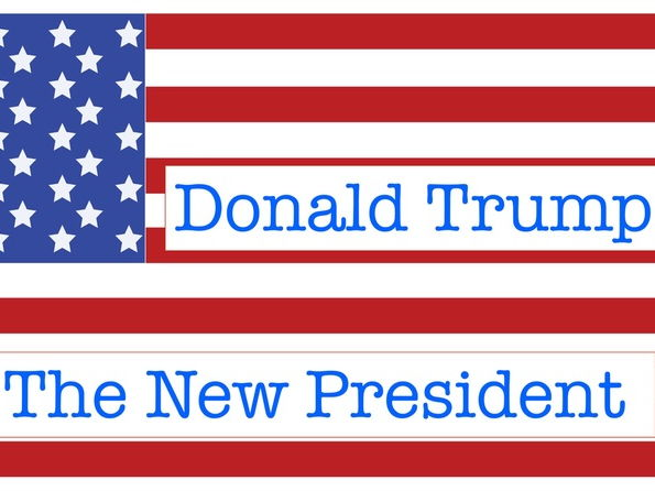 Donald Trump - The New President
