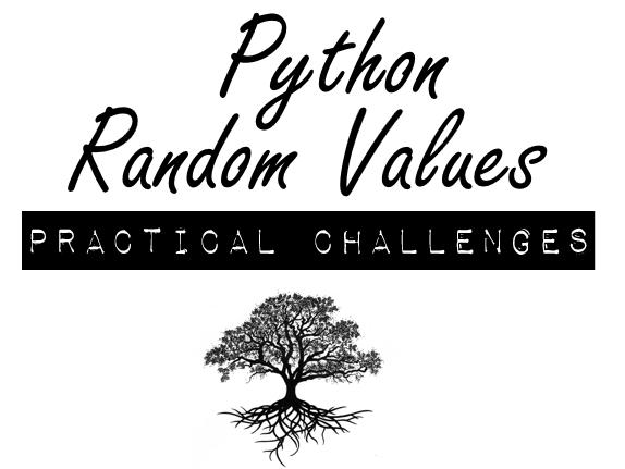 Python Random Values