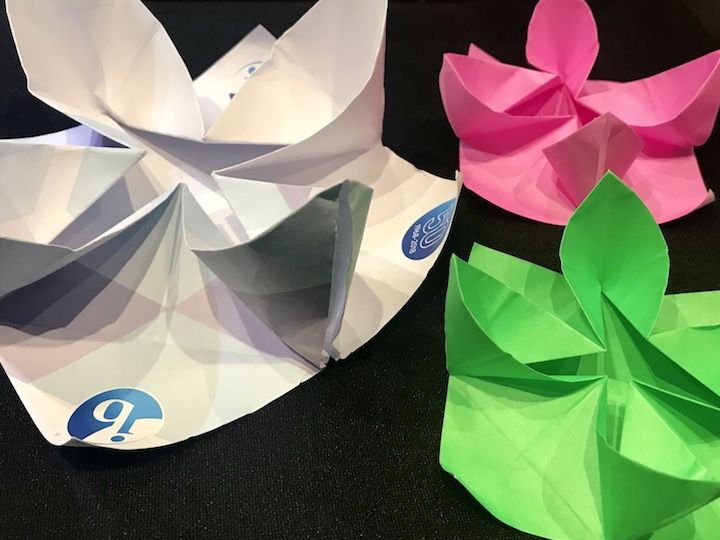 Incredible Origami Lotus Flower - Instructions & Video Tutorial | 540x720