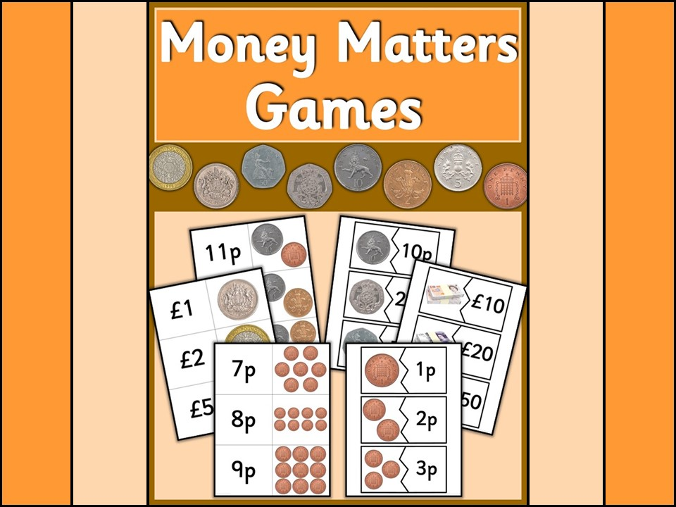 Money Matters Games