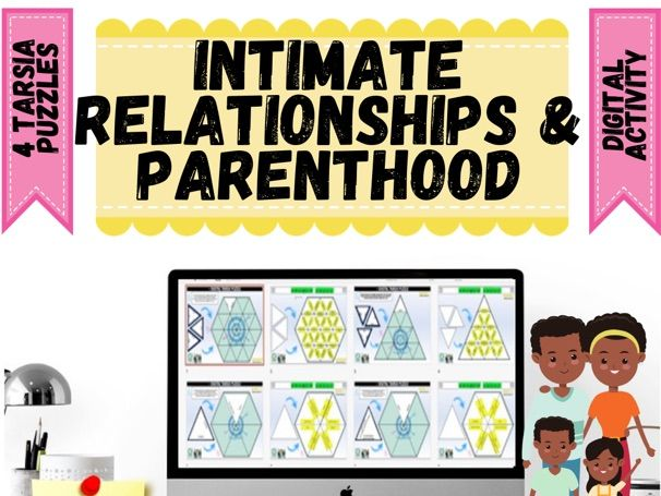 Intimate Relationships and Parenthood  Digital Puzzles