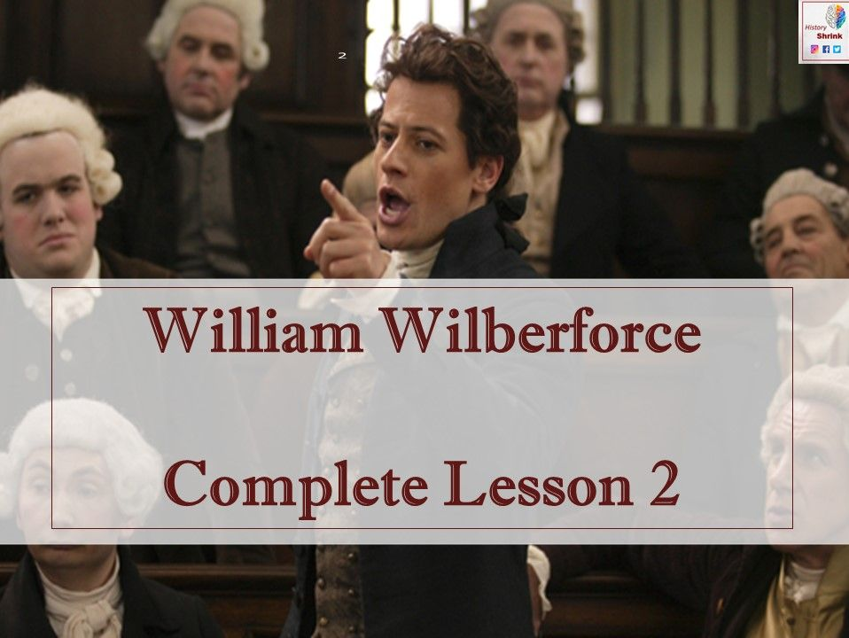 William Wilberforce and Slave Trade-2