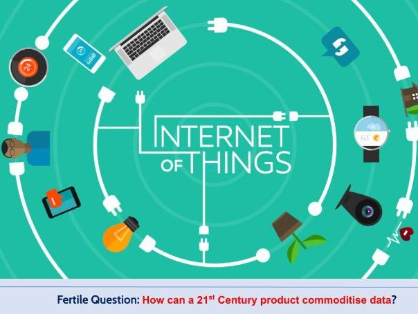 Internet of Things Smart Product Design