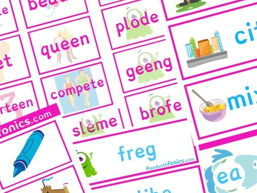 Phonics Screening Check Bundle Over 30 Pages | Phonics games and resources | Letters and Sounds