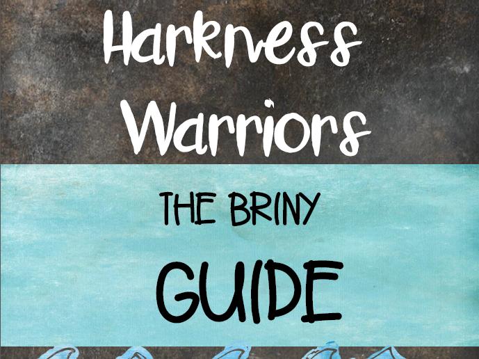 Creating Harkness Warriors