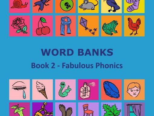 Fabulous Phonics Word Banks