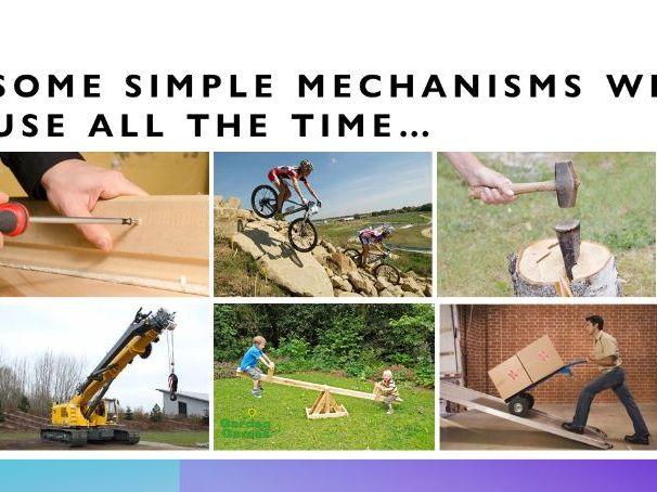 Product Design GCSE - 07 Mechanisms