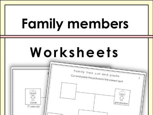 Family members set