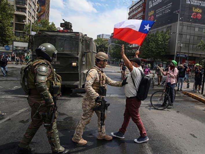 La herencia de Pinochet en Chile