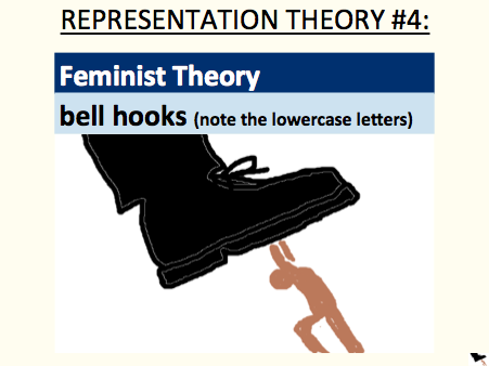 Feminist Theory - bell hooks (representation theory #4)