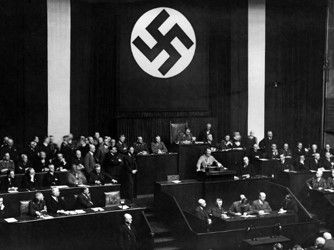GCSE History AQA: Germany 1890-1945 - Reichstag Fire and Enabling Act