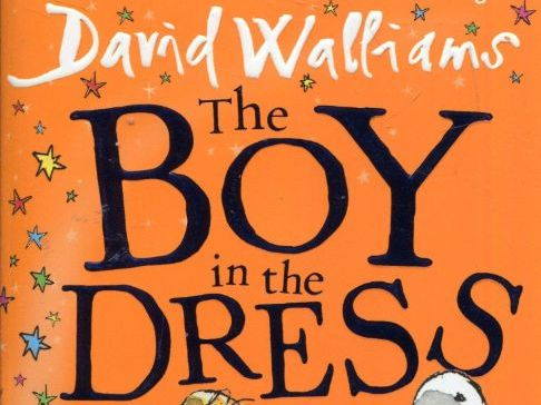 The Boy in the Dress reading intervention KS3