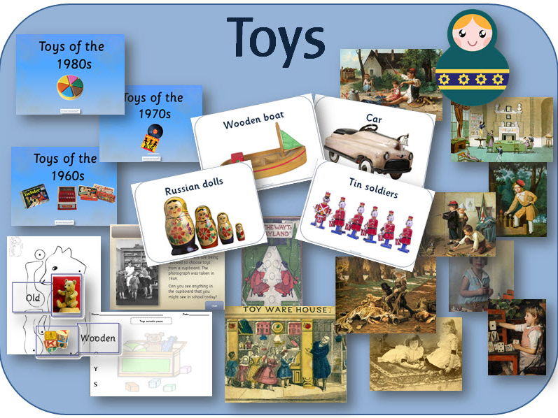 Toy Assembly and Resources