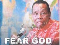 Ezekiel Guti  founder of Zimbabwe Assemblies of God