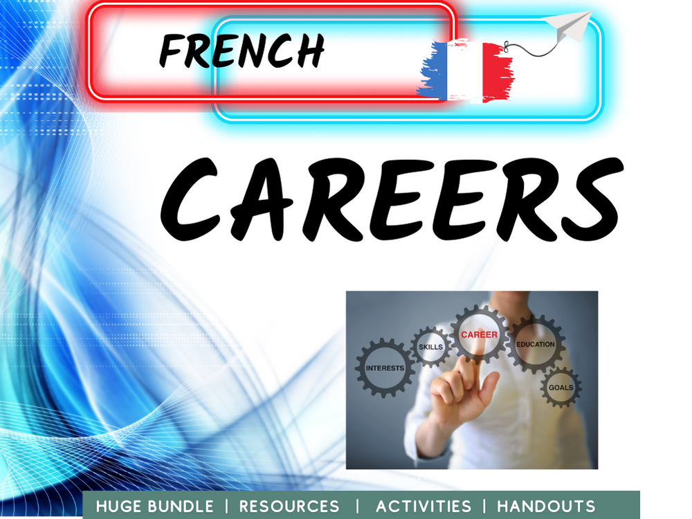 French Careers and Education