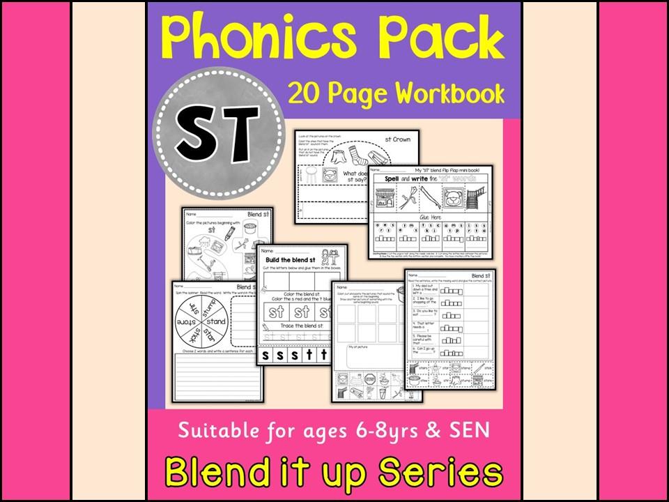 Phonics: Phonics ST